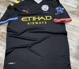 Authentic club jerseys