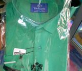 Male packet fitted shirts