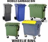 240 Ltr Environmentally friendly waste bin