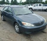2005 TOYOTA CAMRY FOR SALE AT AUCTION PRICE CALL 08067816891