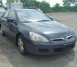 2007 HONDA ACCORD FOR SALE AT FULL OPTION  PRICE CALL 08067816891