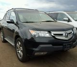 2009 ACURA MDX JEEP FOR SALE AT AUCTION PRICE CALL 08067816891