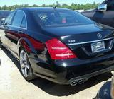 MERCEDES S63 FOR SALE CONTACT MR FELIX ON 08067816891