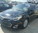 TOYOTA AVALON FOR SALE AT AUCTION PRICE CALL 08067816891