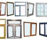 Aluminum windows and doors frame