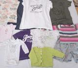 Used clothes tropical mix