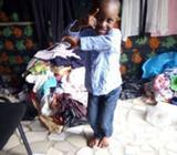 Children okirika cloths available now. 700 per cloth