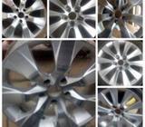 Belgium alloys wheel
