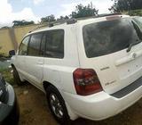 Toyota Highlander Car for sale