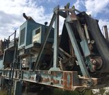 QUARRY MACHINE CRUSHER  THR MAKE BL PEGSON FOR SALE WITH ROCK BREAKER