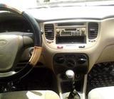 2006 Manual Transmission Kia car (first body)