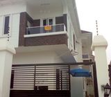 5br fully detached duplex with BQ at Idado opp. Igbo-Efon.