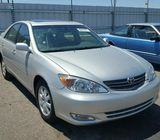 for sale 2005 toyota camry call 08067816891