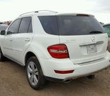 MERCEDES ML-350 FOR SALE AT AUCTION PRICE CALL 08067816891