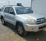 super clean and neat toyota 4runner for sale call 08067816891