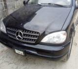Tokunbo Mercedes ML430 Nothing to fix just buy and drive
