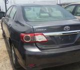 Toyota corolla 2013 model toks buy and drive