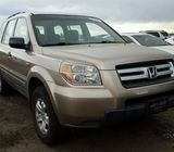 HONDA PILOT JEEP FOR SALE CALL 08067816891
