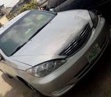Give away register 0 Toyota Camry