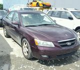 HYUNDAI SONATA FOR SALE CONTACT 08067816891