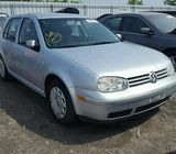 Clean Volkswagen Golf for sale call 08067816891