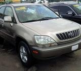 2002/03 Lexus Rx300, Direct Tokumbo