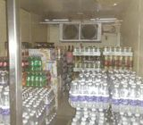 COOLING VAN HIRE, ICE AND DRINKS SERVICES