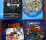 FIFA 17 and The Evil Within (for sale or for swap)