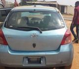 Toyota Vitz Sports