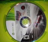 XBOX Need for speed RIVALS