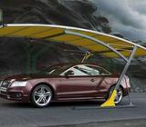 Imported carport with 5years warranty and 15years lifespan
