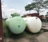 5 Tons LPG (Cooking Gas) Storage Tank