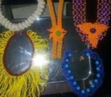 Customized Beads in Jewelries for the right occasions and dressings