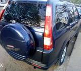 2005 Registered Honda CRV