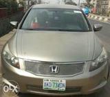 Neatly used Honda accord