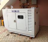 Brand new 18KVA Soundproof Diesel Generators (2 Cylinders)
