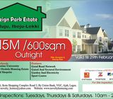 REIGN PARK ESTATE LATEST OFFER