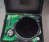 turntable mk2 with box both a pair
