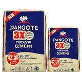 SALAH GIFT Dangote Cement hits the market now #1500 per bag