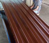 COST OF USING 0.55mm Longspan aluminium in Ibadan