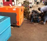 Generators maintenance repairing and installation.