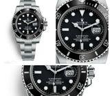 Rolex chain wrist watch