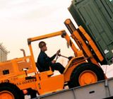 Forklift Operator Training: 100 Percent (%) Practical Learning