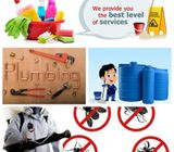 Contact Us for your Cleaning & Fumigation Service @ serash resources limited