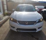 Honda Accord Lagos Cleared