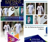 GET YOUR KAFTANS READY IN 3 DAYS (Just For 10k)