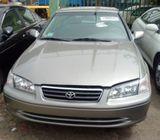 Tokumbo Toyota Camry for sale contact Mr James  on 08146118748