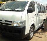 Tokunbo options Toyota haice bus