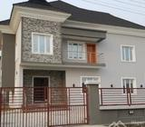Brand New, Luxuriously Finished And Spacious 4 Bedroom Detached Duplex