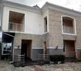Newly Built, Stunningly Classic And Aesthetically Pleasing 5 Bedroom Detached Duplex